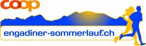 Logo Engadiner Sommerlauf