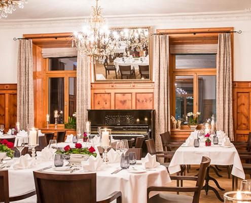 Alpina Tschiertschen Restaurant