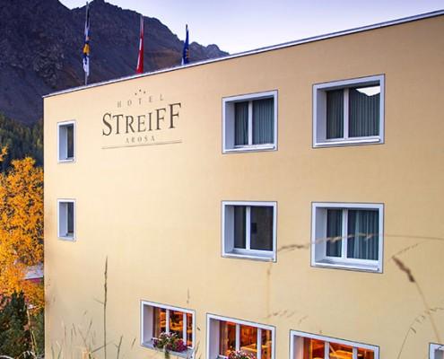 SSWR Hotel Streiff von aussen