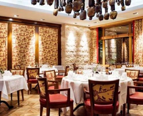 Kulm Arosa Restaurant