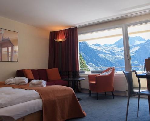 SSWR Hotel Streiff Zimmer